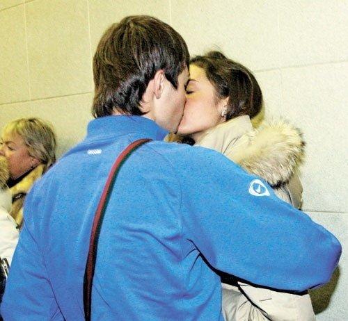 Динияр билялетдинов с женой и сыном фото