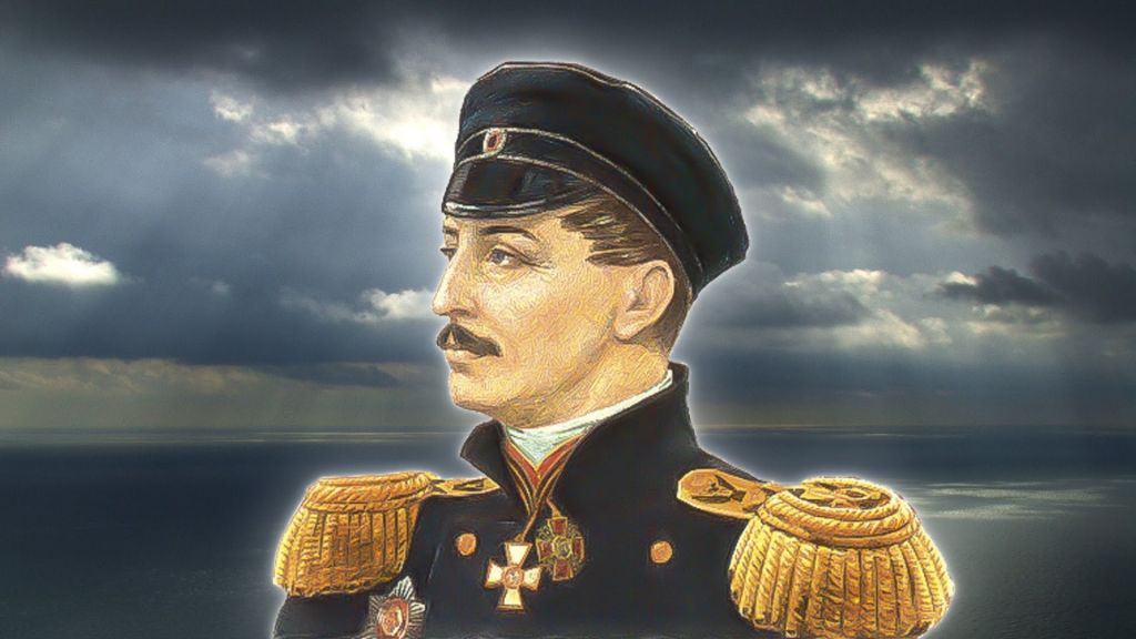 Адмирал Нахимов. Биография