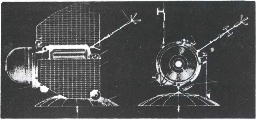 Космонавт Людмила, сгоревшая на орбите 17-го мая 1961 года